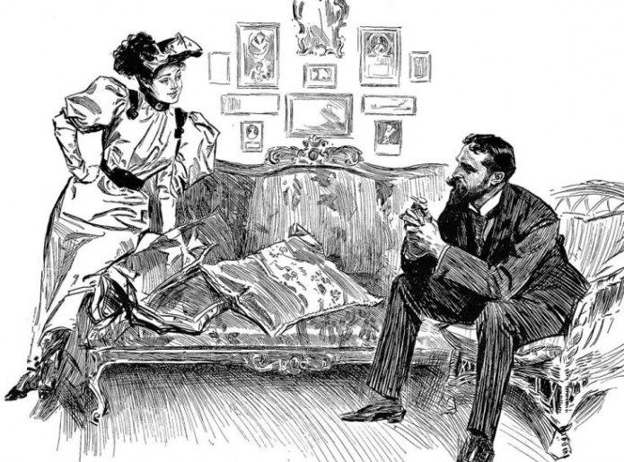 a story of olenka the darling